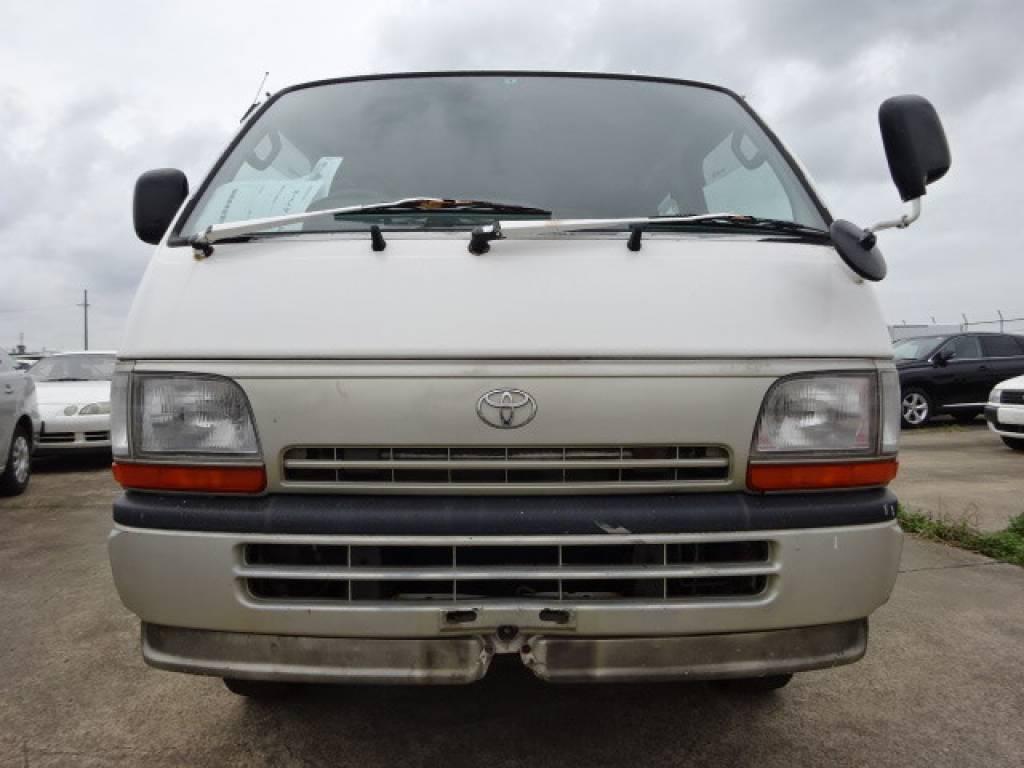 Used 1996 MT Toyota Hiace Van LH119V Image[6]