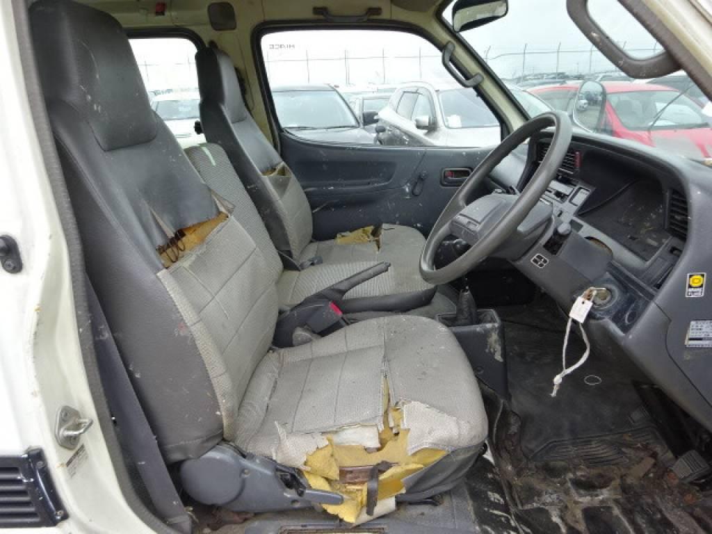 Used 1996 MT Toyota Hiace Van LH119V Image[10]