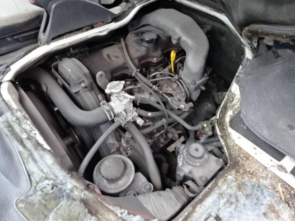 Used 1996 MT Toyota Hiace Van LH119V Image[28]