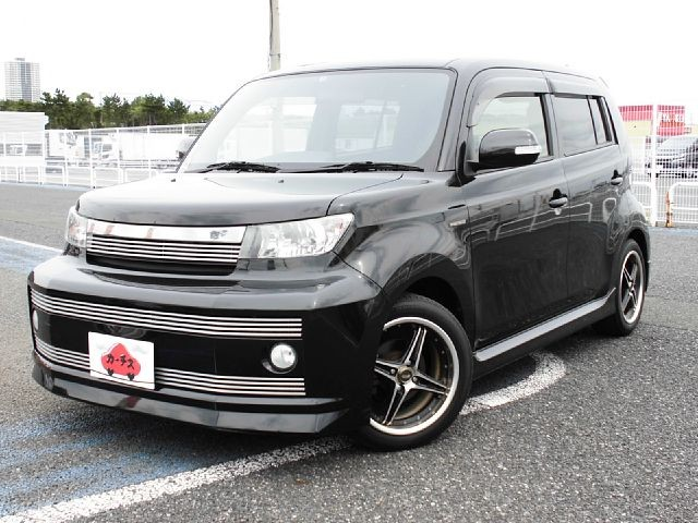 Used 2012 AT Toyota bB CBA-QNC21