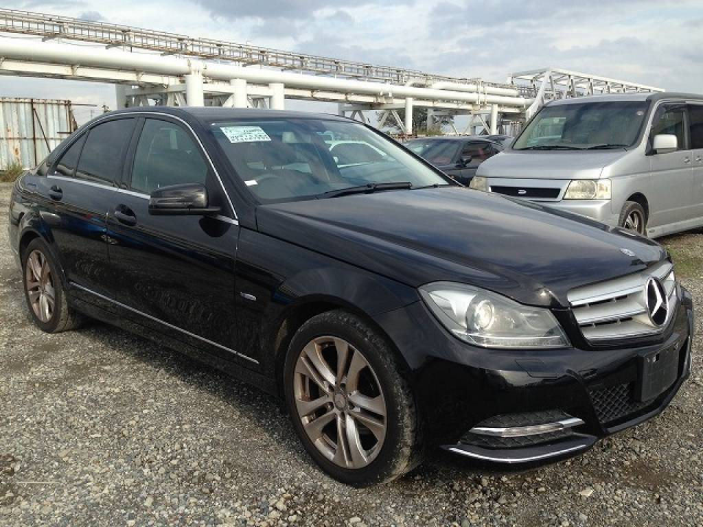 Used 2011 AT Mercedes Benz C-Class 204048 Image[1]