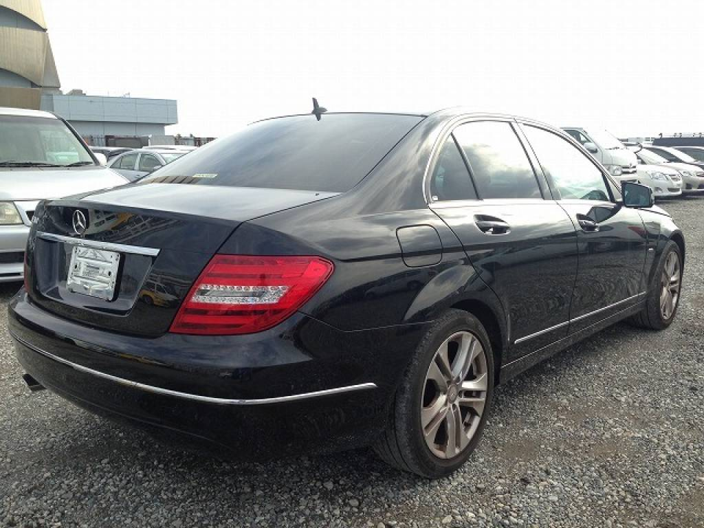 Used 2011 AT Mercedes Benz C-Class 204048 Image[2]