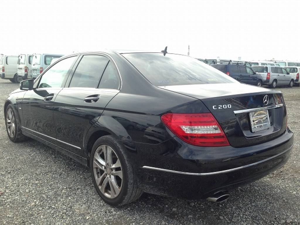Used 2011 AT Mercedes Benz C-Class 204048 Image[3]