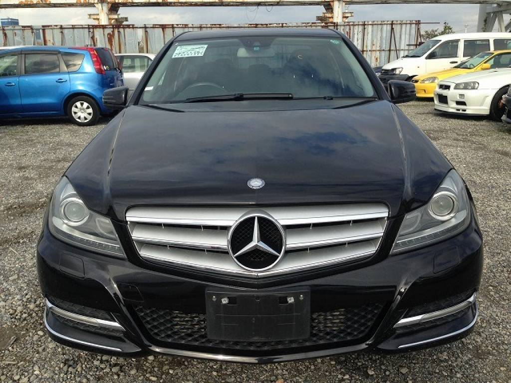 Used 2011 AT Mercedes Benz C-Class 204048 Image[4]