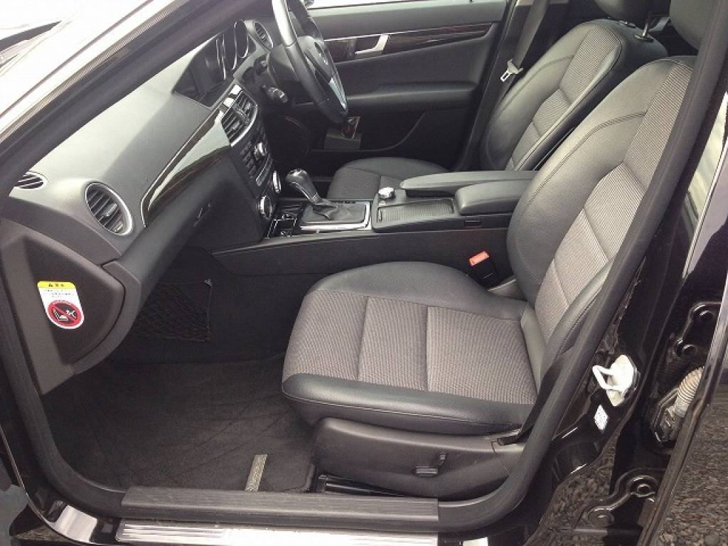 Used 2011 AT Mercedes Benz C-Class 204048 Image[7]