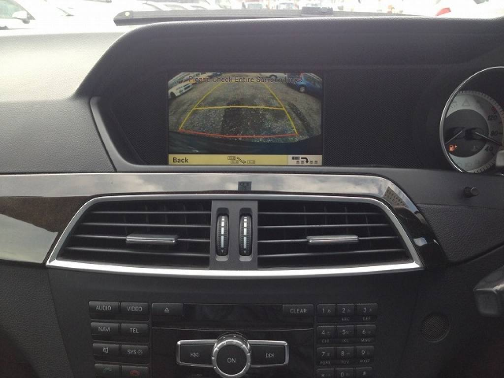 Used 2011 AT Mercedes Benz C-Class 204048 Image[13]