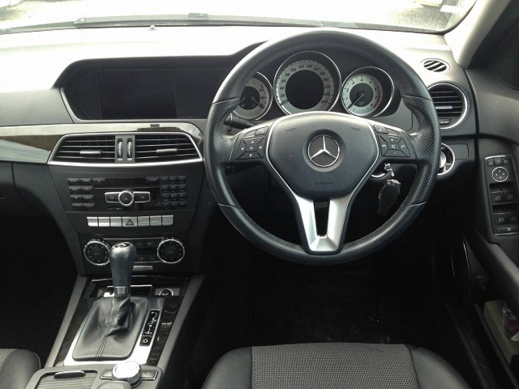 Used 2011 AT Mercedes Benz C-Class 204048 Image[16]