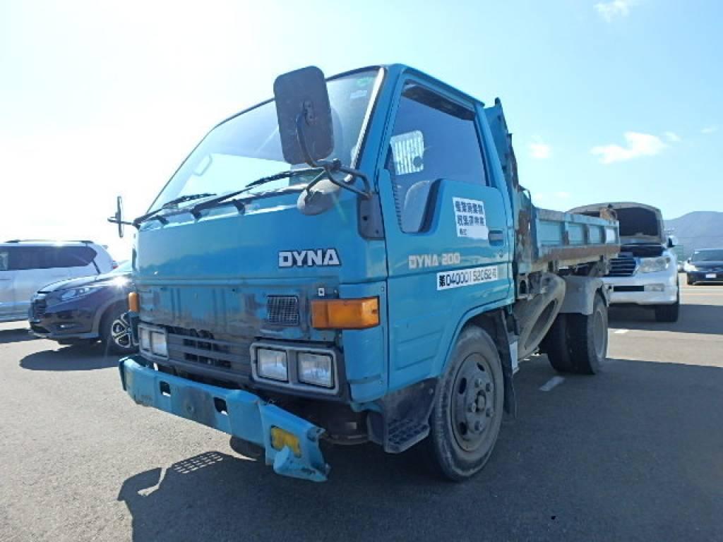 Used 1994 MT Toyota Dyna Truck BU66D
