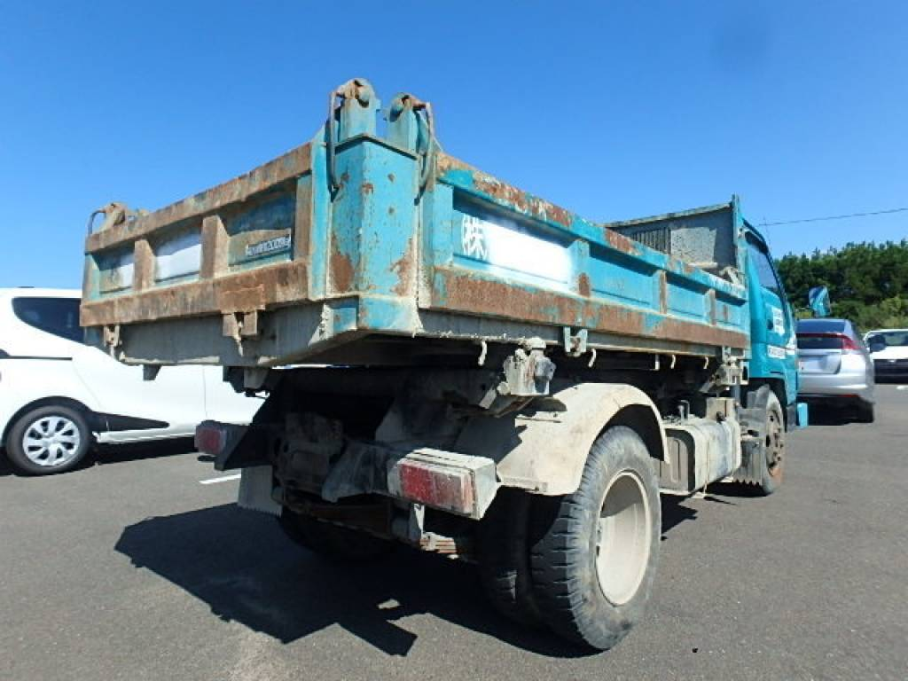 Used 1994 MT Toyota Dyna Truck BU66D Image[3]