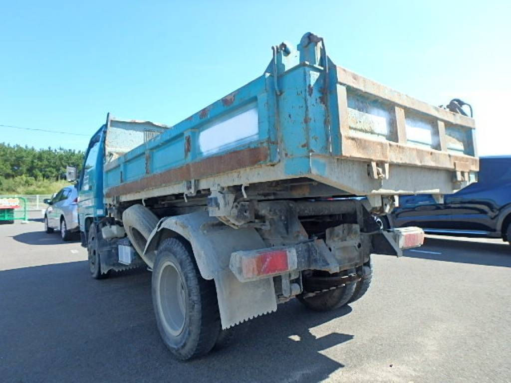 Used 1994 MT Toyota Dyna Truck BU66D Image[4]