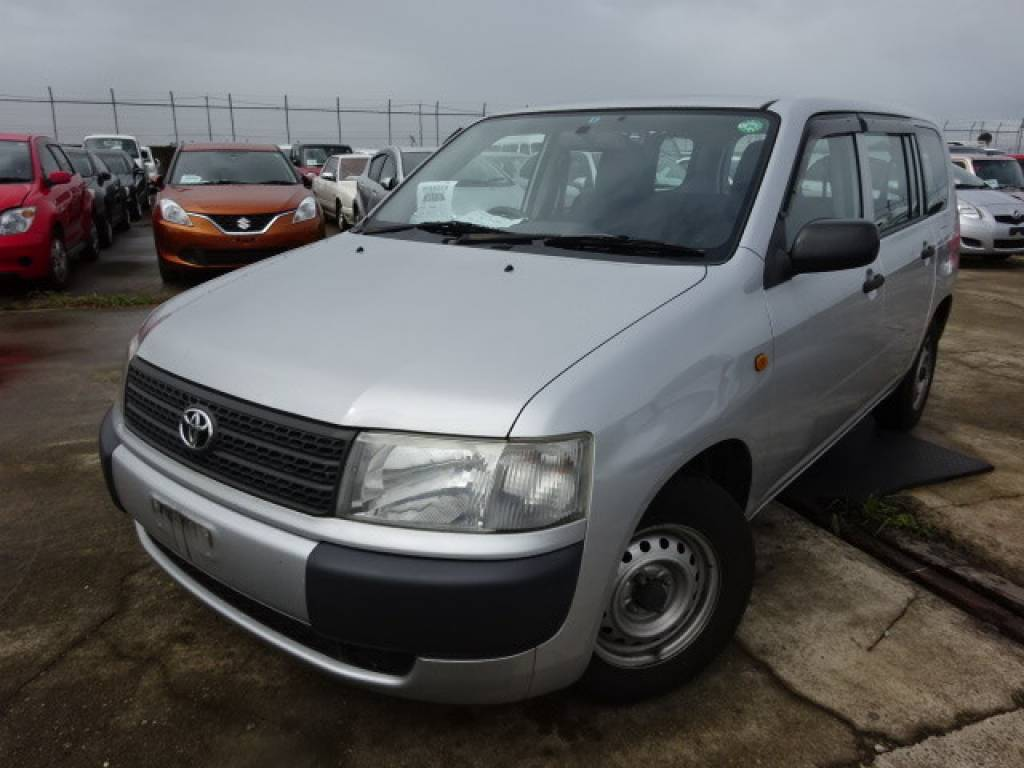 Used 2008 AT Toyota Probox Van NCP50V Image[0]