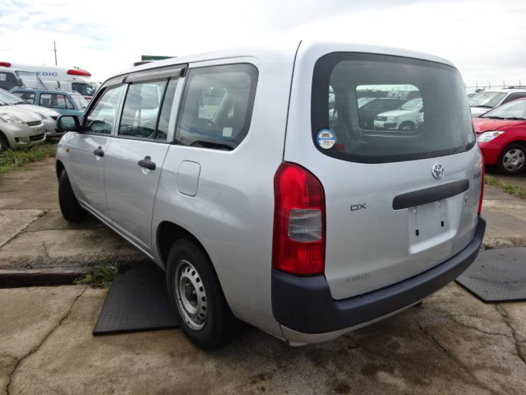 Used 2008 AT Toyota Probox Van NCP50V Image[1]