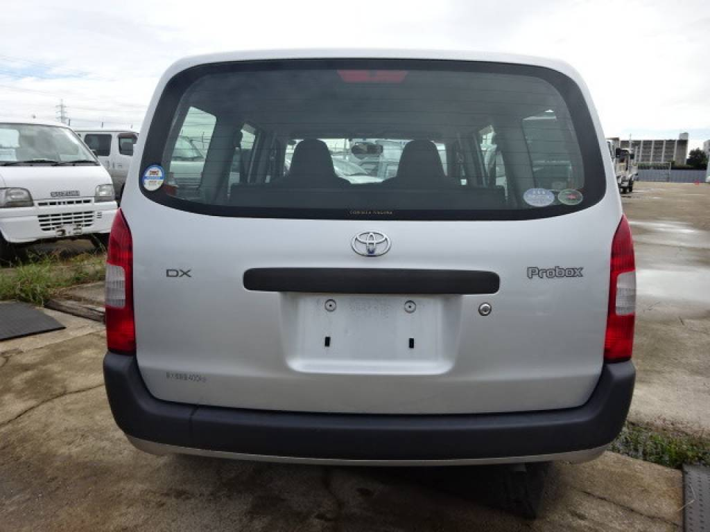 Used 2008 AT Toyota Probox Van NCP50V Image[2]