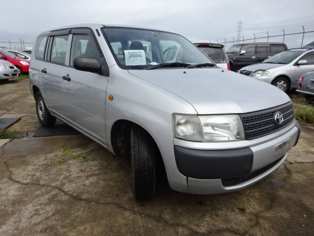 Used 2008 AT Toyota Probox Van NCP50V Image[4]