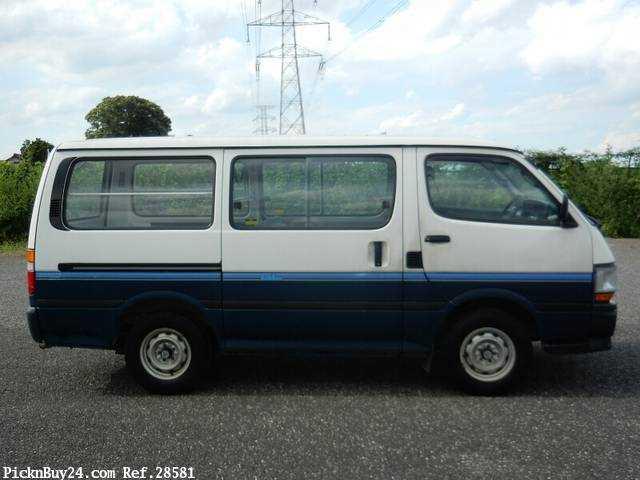 Used 1995 AT Toyota Hiace Van Z-RZH102V Image[4]