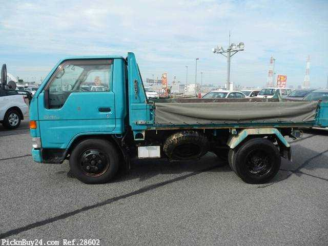 Used 1999 AT Toyota Dyna Truck KC-BU112D Image[5]