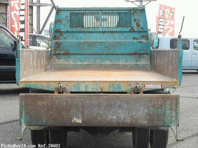 Used 1999 AT Toyota Dyna Truck KC-BU112D Image[7]