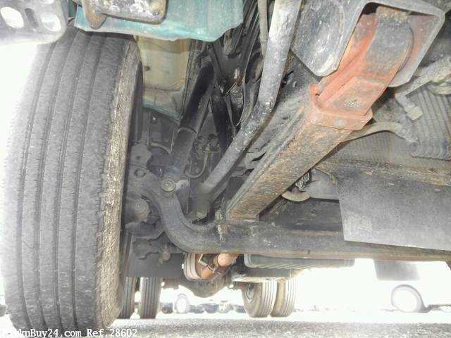 Used 1999 AT Toyota Dyna Truck KC-BU112D Image[12]