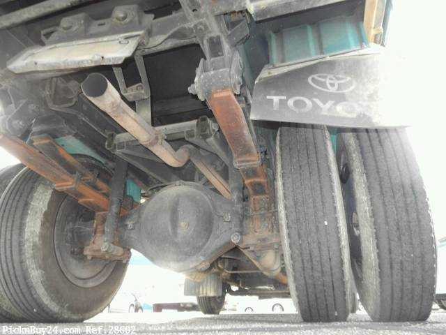 Used 1999 AT Toyota Dyna Truck KC-BU112D Image[13]