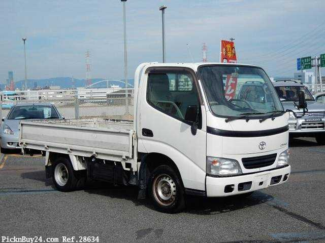 2006 mt toyota dyna truck tc try220 for sale carpaydiem rh carused jp Toyota Hilux Toyota Previa
