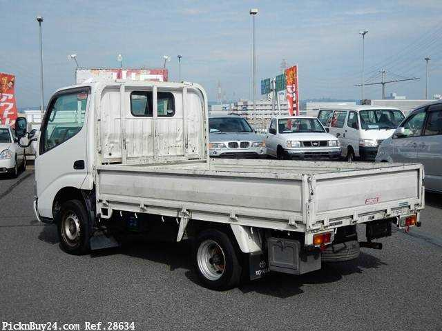 Used 2006 MT Toyota Dyna Truck TC-TRY220 Image[1]