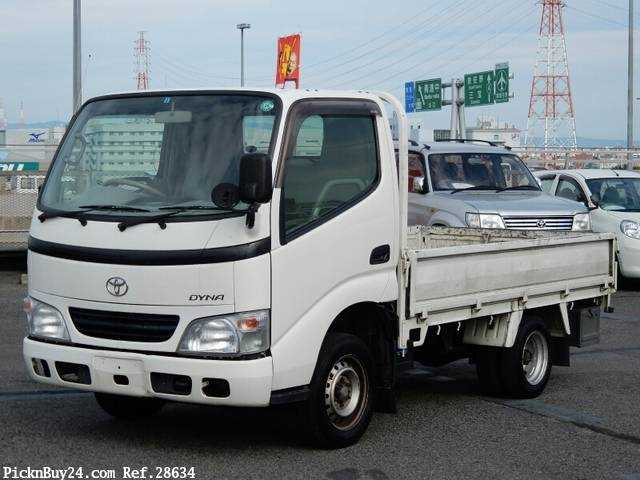 Used 2006 MT Toyota Dyna Truck TC-TRY220 Image[2]