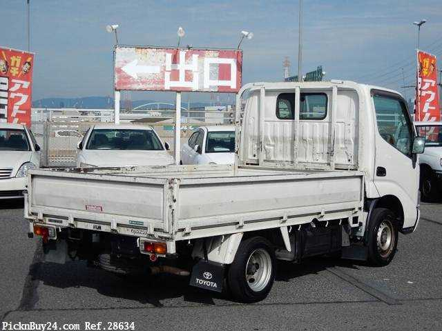 Used 2006 MT Toyota Dyna Truck TC-TRY220 Image[3]