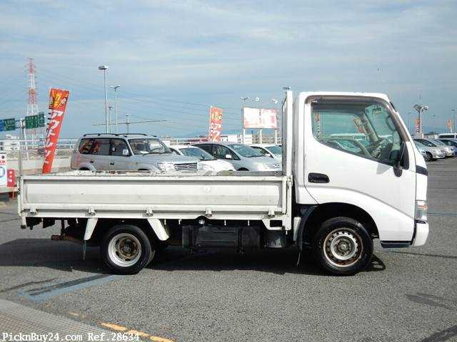 Used 2006 MT Toyota Dyna Truck TC-TRY220 Image[4]