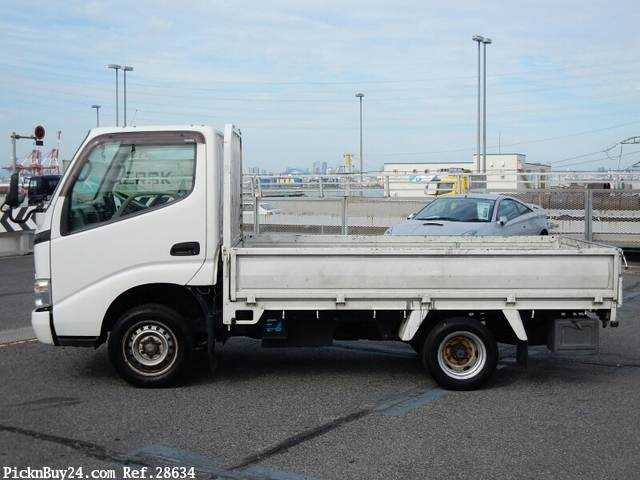 Used 2006 MT Toyota Dyna Truck TC-TRY220 Image[5]