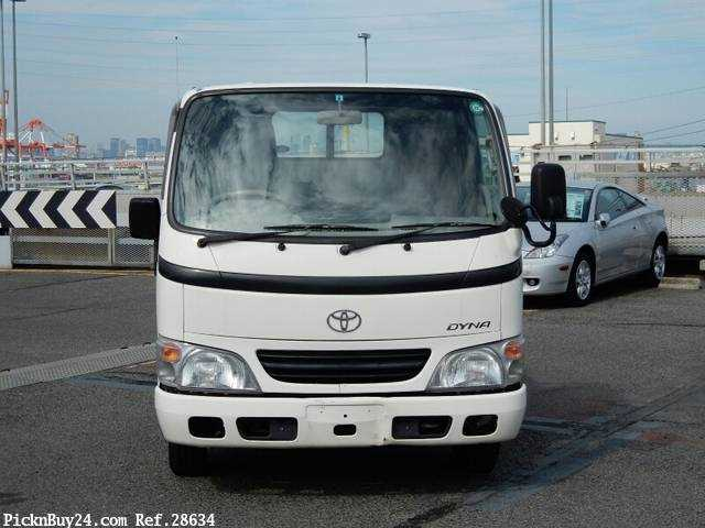 Used 2006 MT Toyota Dyna Truck TC-TRY220 Image[6]