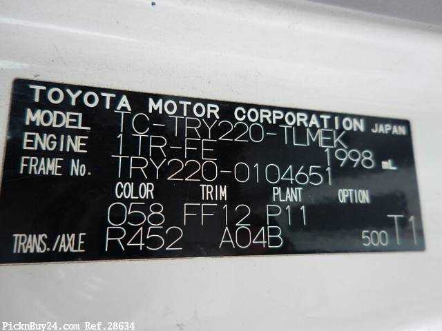 Used 2006 MT Toyota Dyna Truck TC-TRY220 Image[23]