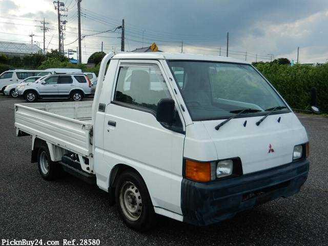 Used 1999 MT Mitsubishi Delica Truck GA-P02T