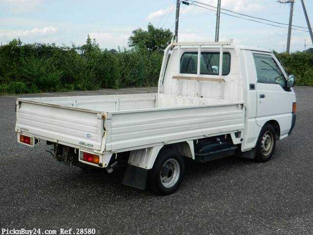 Used 1999 MT Mitsubishi Delica Truck GA-P02T Image[3]