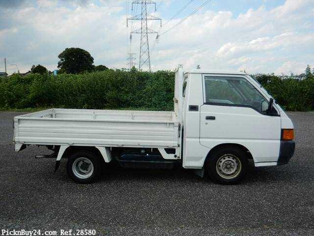 Used 1999 MT Mitsubishi Delica Truck GA-P02T Image[4]