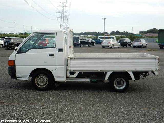 Used 1999 MT Mitsubishi Delica Truck GA-P02T Image[5]