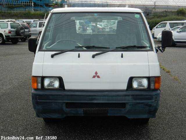 Used 1999 MT Mitsubishi Delica Truck GA-P02T Image[6]