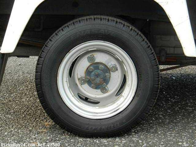 Used 1999 MT Mitsubishi Delica Truck GA-P02T Image[9]