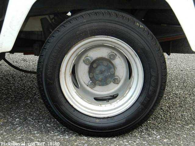 Used 1999 MT Mitsubishi Delica Truck GA-P02T Image[10]