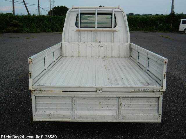 Used 1999 MT Mitsubishi Delica Truck GA-P02T Image[19]