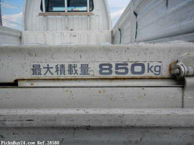 Used 1999 MT Mitsubishi Delica Truck GA-P02T Image[20]
