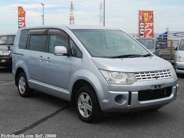 2007 AT Mitsubishi Delica D5 DBA-CV5W for sale | Carpaydiem