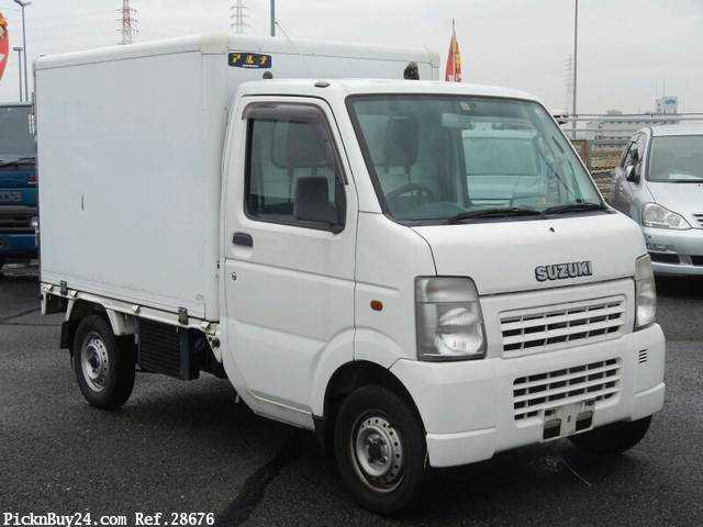 Used 2005 AT Suzuki Carry Truck LE-DA63T
