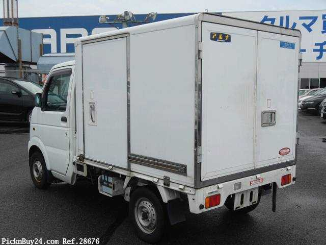 Used 2005 AT Suzuki Carry Truck LE-DA63T Image[1]