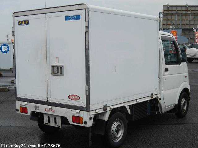 Used 2005 AT Suzuki Carry Truck LE-DA63T Image[3]
