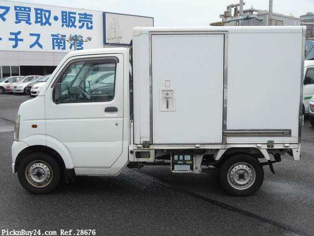 Used 2005 AT Suzuki Carry Truck LE-DA63T Image[5]