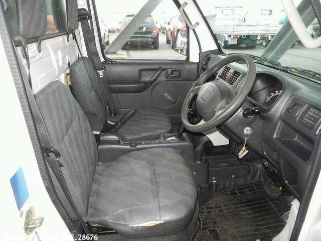 Used 2005 AT Suzuki Carry Truck LE-DA63T Image[18]