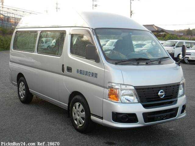 Nissan Caravan Vans T