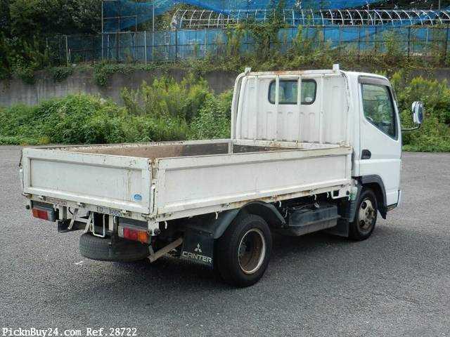 Used 2006 MT Mitsubishi Canter Guts CBF-FB700A Image[3]