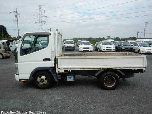 Used 2006 MT Mitsubishi Canter Guts CBF-FB700A Image[5]