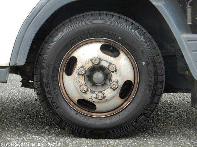 Used 2006 MT Mitsubishi Canter Guts CBF-FB700A Image[11]